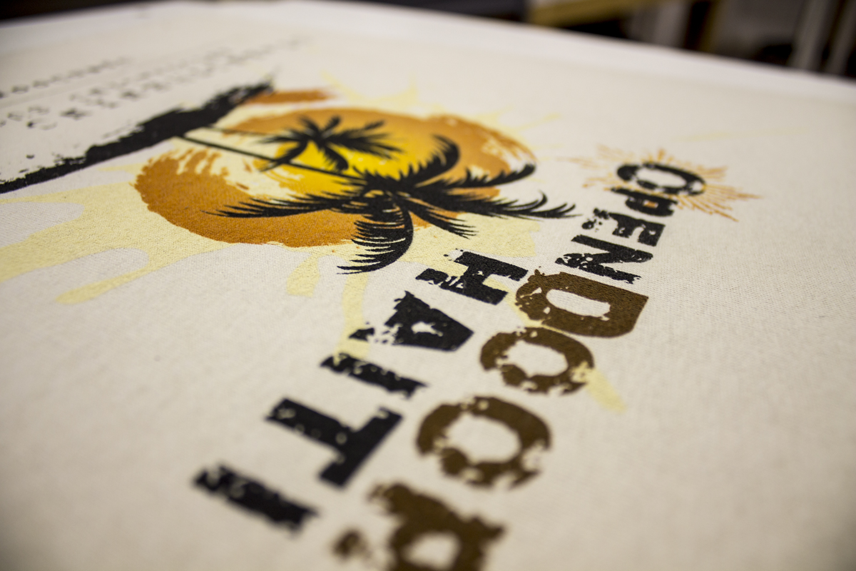 Screen Printing Central Florida