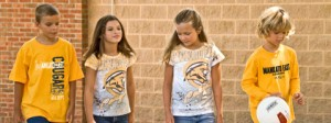 Hi Quality, Cheap Custom T-Shirts for Schools and Clubs