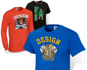Custom Printed School Shirts Orlando | DG Promotions