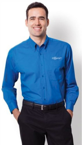 Custom Printed and Embroidered Work Shirts | DG Promotions