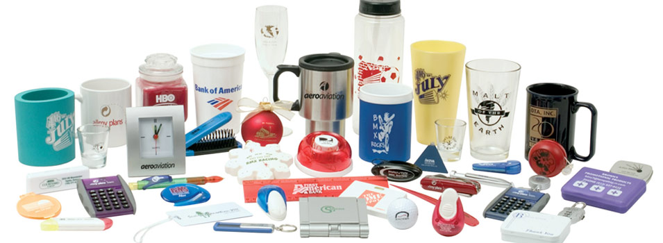 Promotional Items | DG Promotions