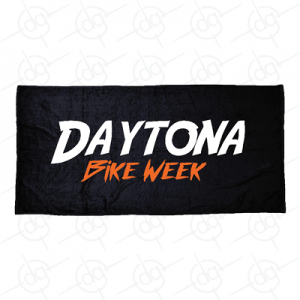Digitally Printed Beach Towel Daytona Beach