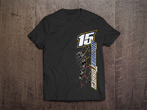 Custom T-Shirt Mock-Up | Michael Torres