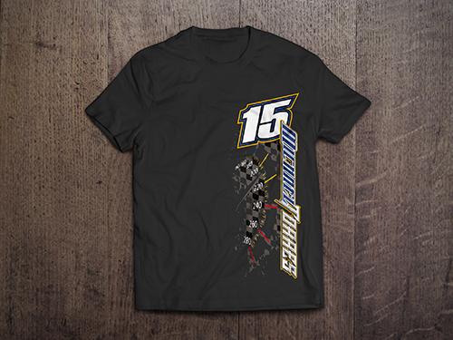 Custom T-Shirt Mock-Up | Michael Torres