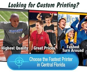 Custom T-shirts Orlando and All of Central Florida Love to Show Off