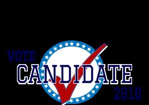 Vote custom campaign signs