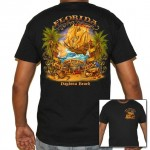 Black Digitally Printed T-Shirts St. Petersburg Florida