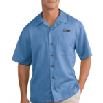 Causual Embroidered Shirts Minneola