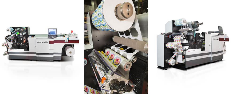 Data Graphics Digital Roll Printer
