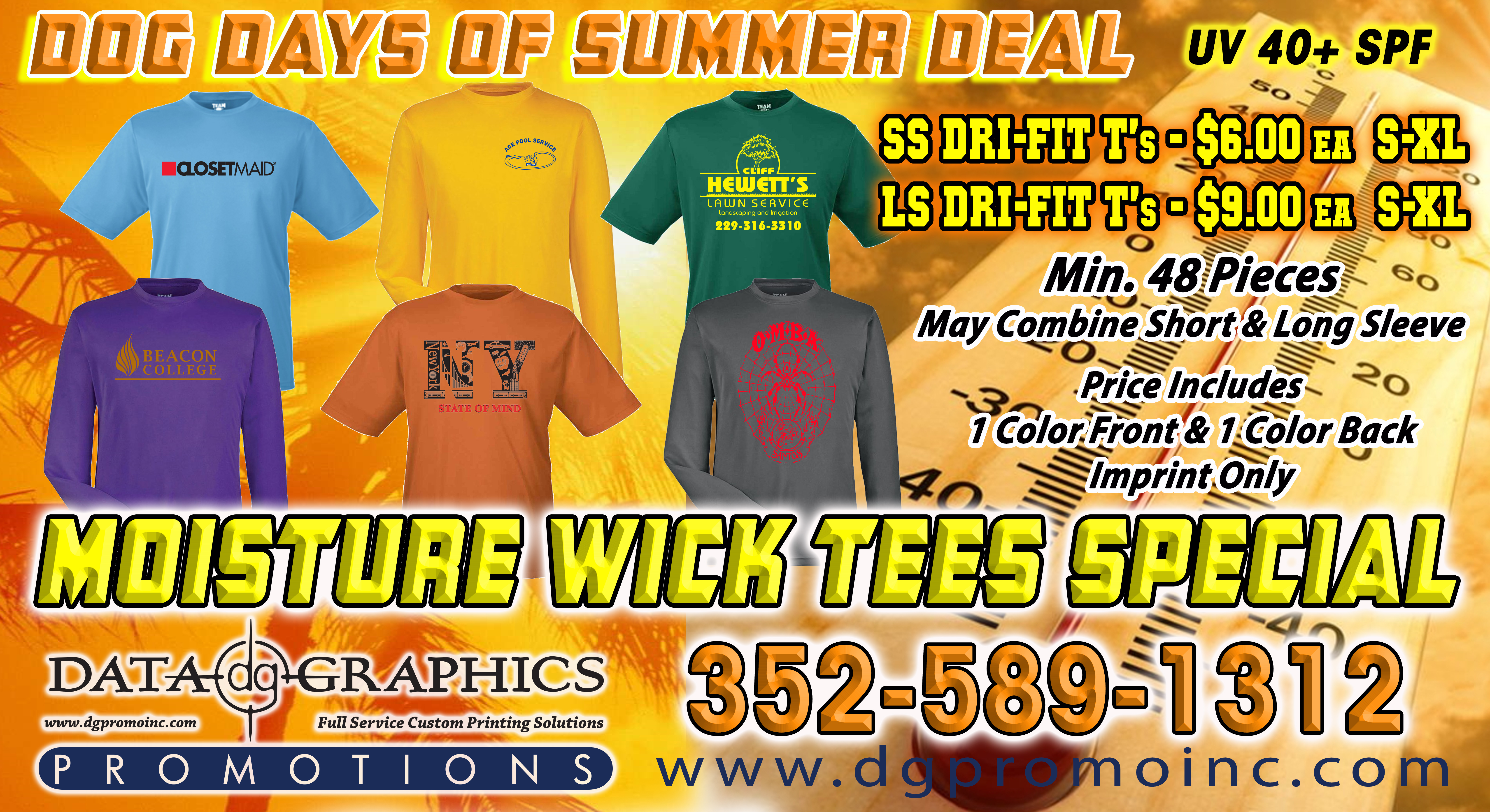 Promotional Products & Custom T-Shirts Orlando, Central
